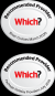 Which? Recommended Provider logos