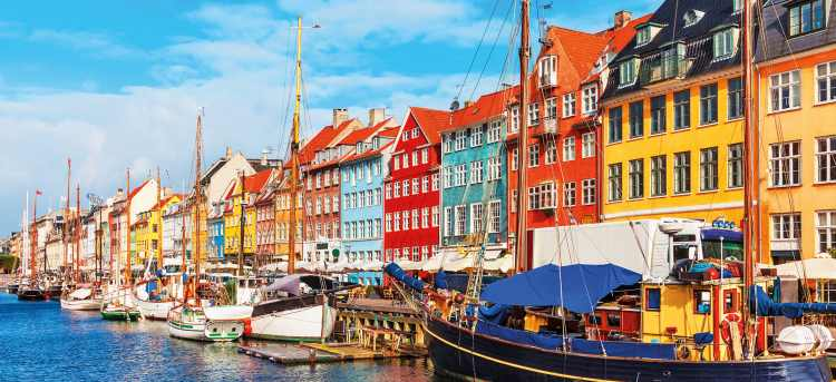 Houses in Copenhagen