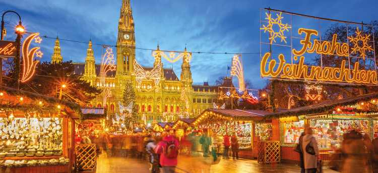 Vienna Christmas Market | Winter River Cruises