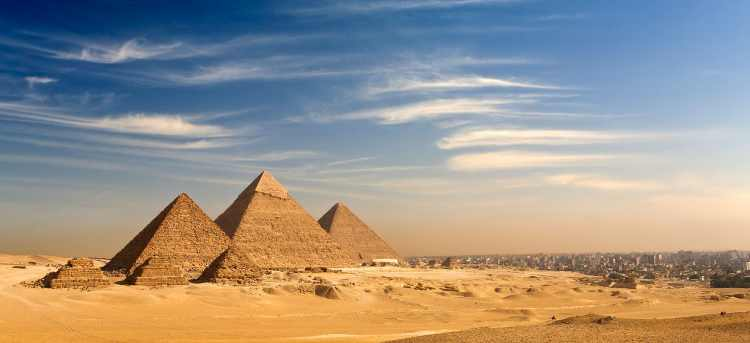 Pyramids of Giza | Holidays to Egypt