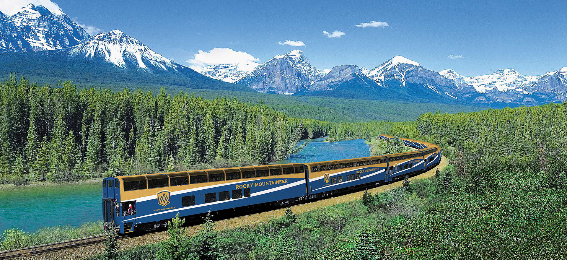 rocky mountaineer | train | canada | canadian rockies | Tours to Canada