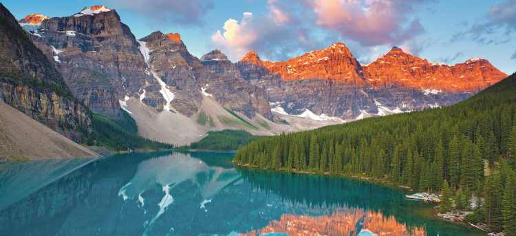Canadian Rockies | Mountains in Canada | Holidays to Canada