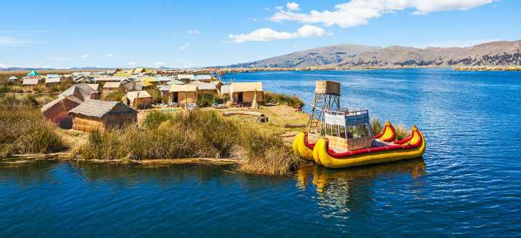isla de los uros | Uros | Tours to Peru