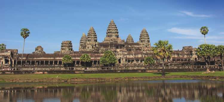 Angkor Wat | Siem Reap | Cambodia | Holidays to Cambodia