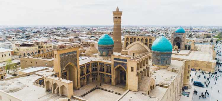 Kalyan Minaret | Uzbekistan | Silk Road Tours