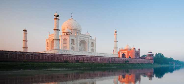 taj mahal | agra | india | UNESCO world heritage site | Tours to India