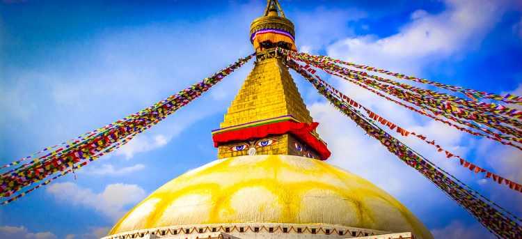 Boudhanath | Kathmandu | Tours to Nepal