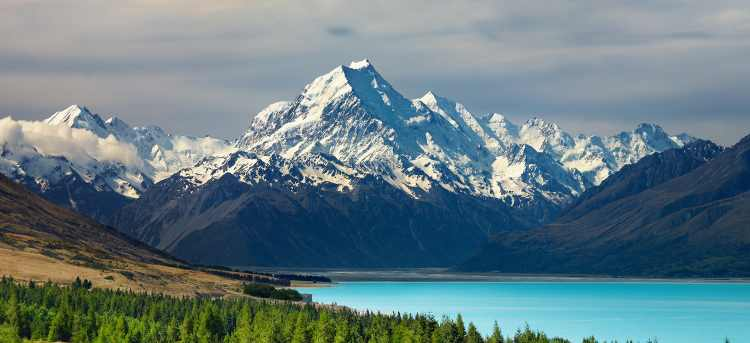 Mount Cook national park | new zealand | Tours to New Zealand