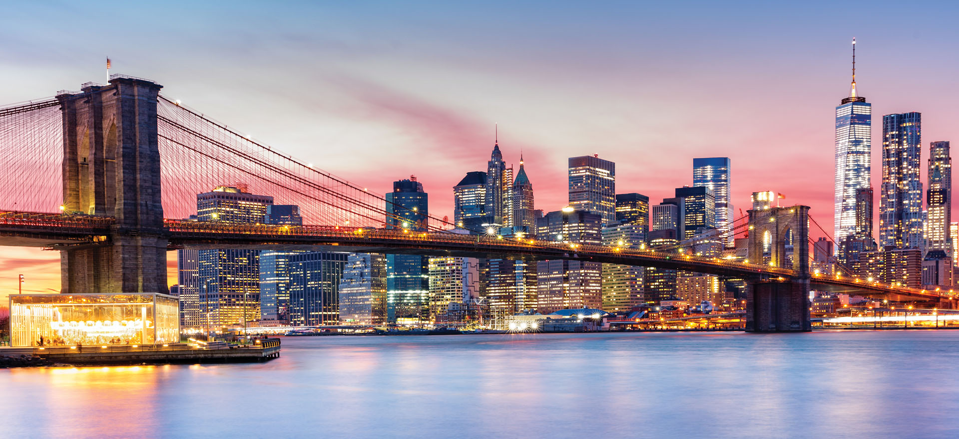 New York City   Brooklyn Bridge   Escorted Tours for Solo Travellers