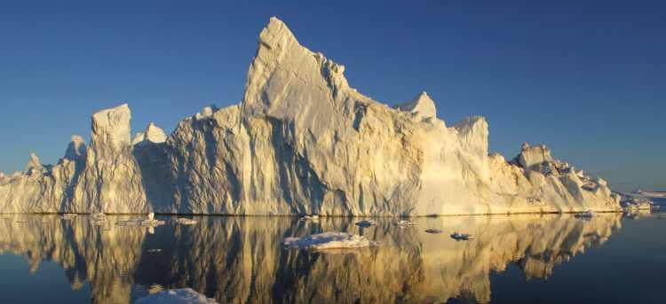 Iceberg in Greenland | Holidays to Greenland
