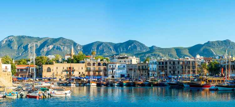 Kyrenia Harbour | cyprus | Tours to Cyprus