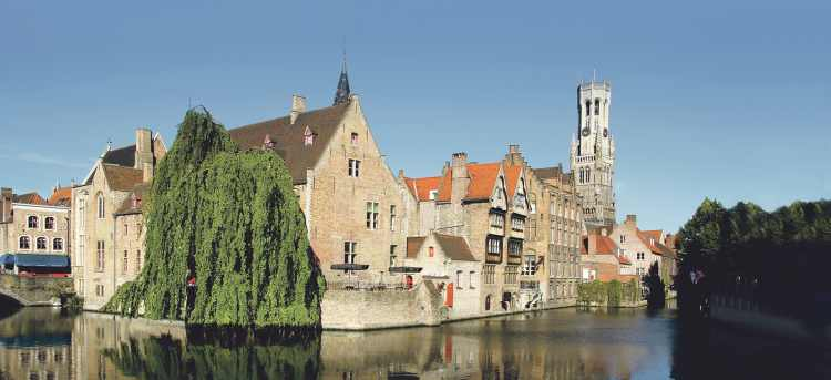 Bruges | Canal | Belgium | Flanders | Holidays to Belgium