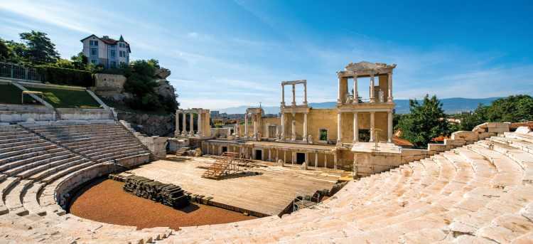 roman ruins | plovdiv | Tours to Bulgaria