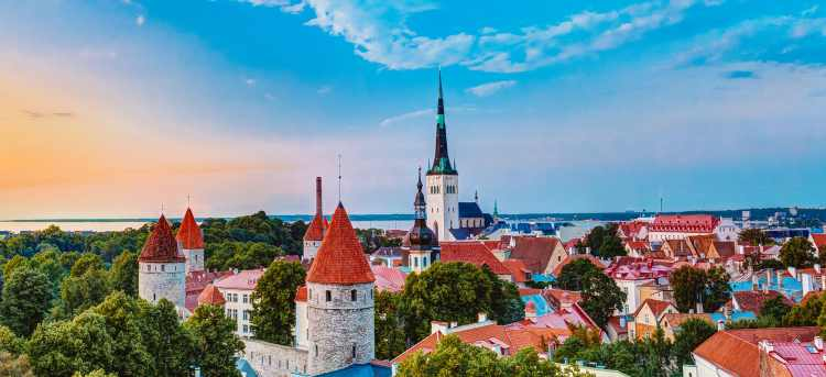 tallinn | estonia | Tours to Estonia – An intriguing Baltic Beauty