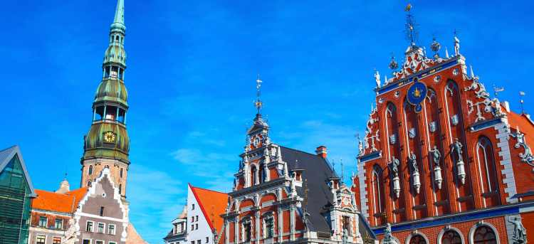 House of the Blackheads | riga | latvia | Tours to Latvia - An Undiscovered Baltic Gem