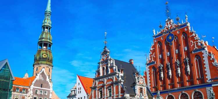 House of the Blackheads | riga | latvia | Tours to Latvia - An Undiscovered Baltic Gem