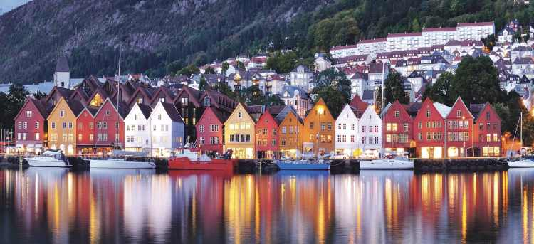 harbour | bergen | norway |Tours to Norway
