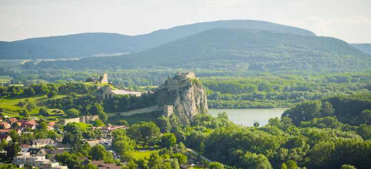 Presovsky  hills | Slovakia | River Cruises in Slovakia