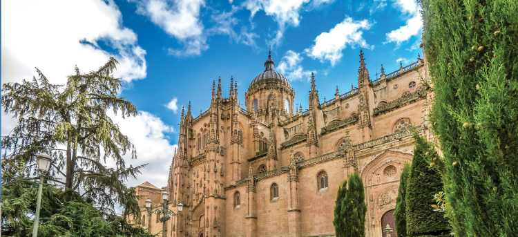 Salamanca Cathedral | River Cruises in Spain