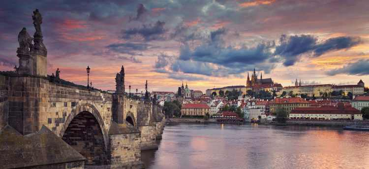 Charles Bridge | prague | Tours to Czech Republic