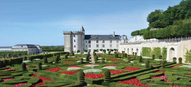 Chateau of Villandry | loire valley | france | Tours to France