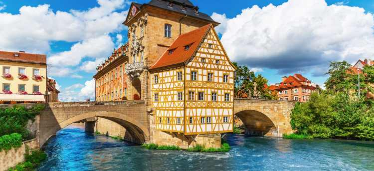Bamberg | old town hall | Altes Rathaus | germany | Tours to Germany