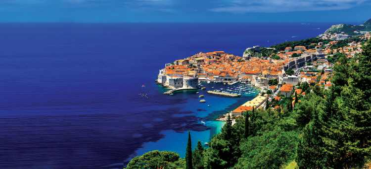 Dubrovnik coast, Croatia | Holidays to Croatia