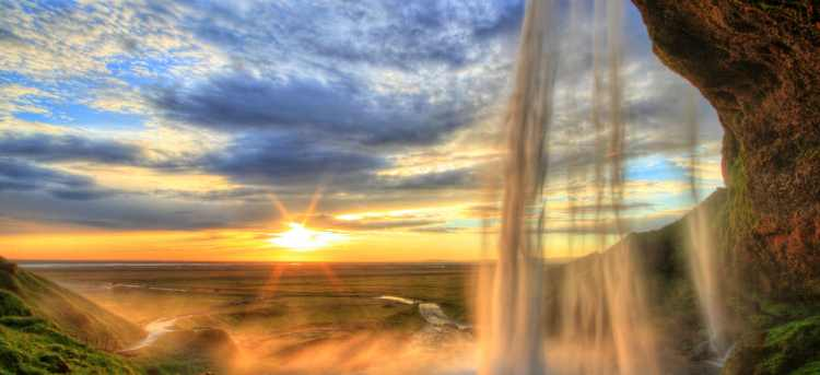 Seljalandsfoss | waterfall in iceland | Tours to Iceland