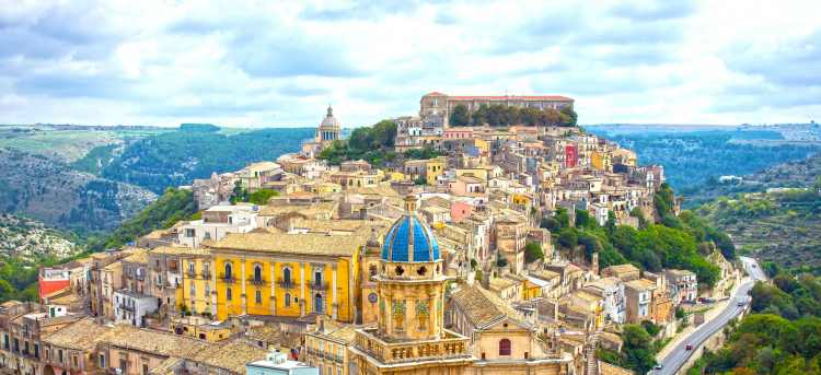 Ragusa | Sicily | Italy | Riviera Travel | escorted tour
