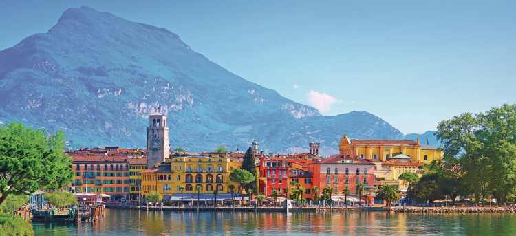 lake garda | Italy | Riviera Travel | escorted tour
