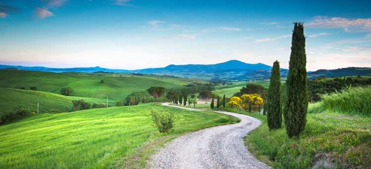 countryside | Italy  | Riviera Travel | escorted tour | walk | discover