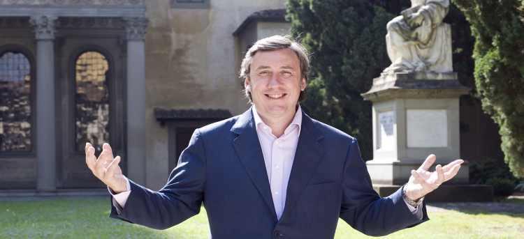 Andrew Graham-Dixon   Italy   Riviera Travel   escorted tour
