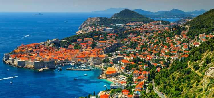 Dubrovnik, the Dalmatian Coast & Montenegro