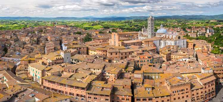 Siena | medieval city | Italy | Riviera Travel | escorted tour