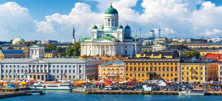 Helsinki  | Finland | Riviera Travel | escorted tour