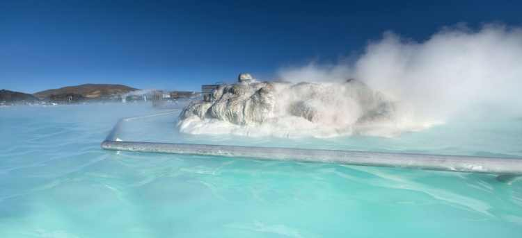 Blue lagoon Geothermal Spa | Iceland | Riviera Travel | escorted tour