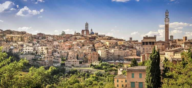 Siena | Italy | Riviera Travel | escorted tour