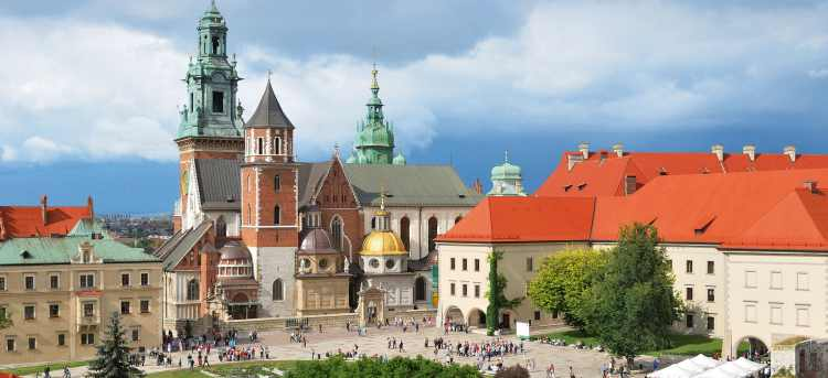 Wawel Royal Castle | Krakow | Poland | Riviera Travel | escorted tour