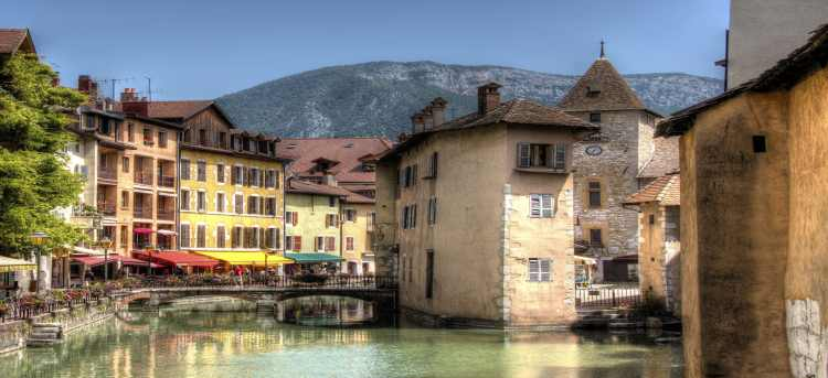 Annecy | France | Riviera Travel | escorted tour