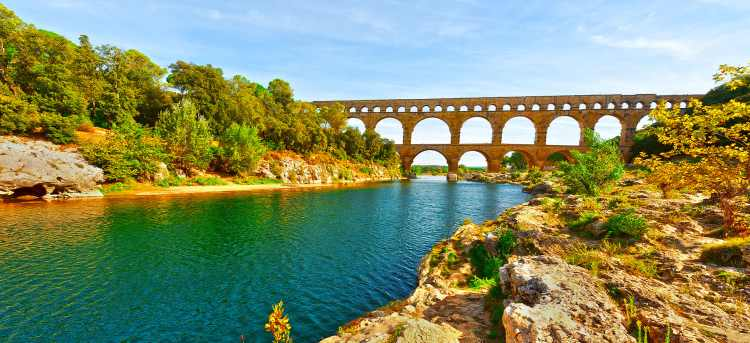 Pont du Gard | Provence for Solo Travellers