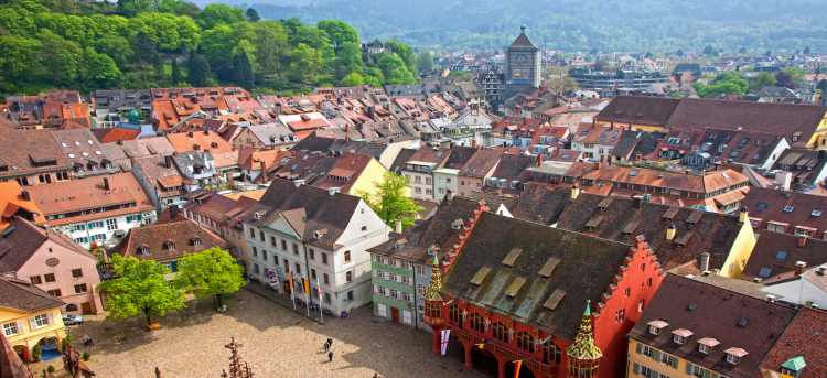 Romantic Rhine, Black Forest & Alsace