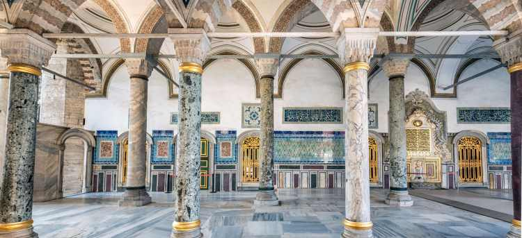Istanbul | Topkapi Palace