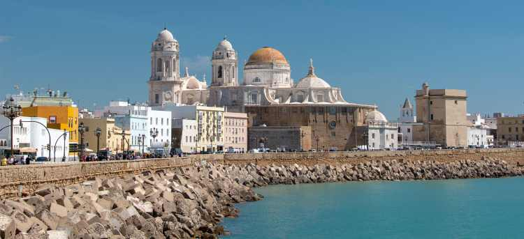 Cádiz | Andalucia | Spain | Riviera Travel | escorted tour