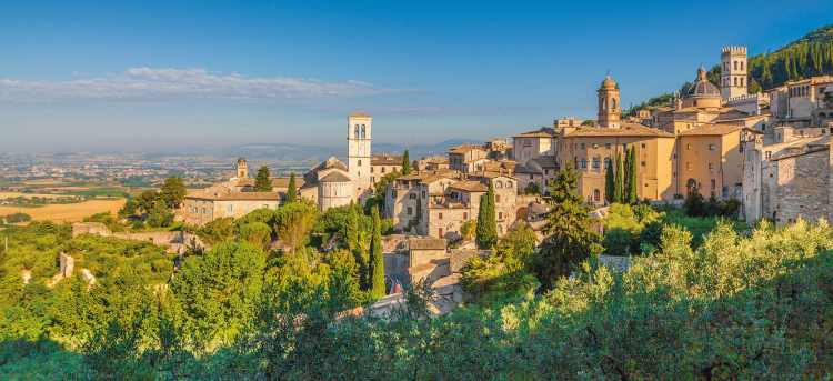 Assisi | Umbria | Italy | Riviera Travel | escorted tour