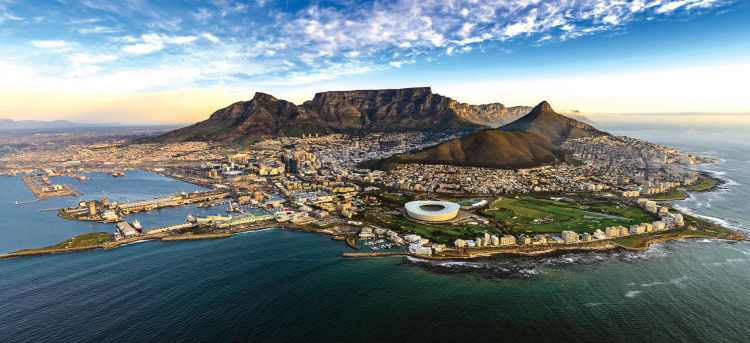 Table Mountain Cape Town | South Africa Cruise