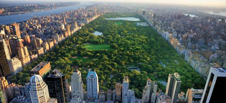 Central Park | New York | USA | America | Riviera Travel | ocean cruise