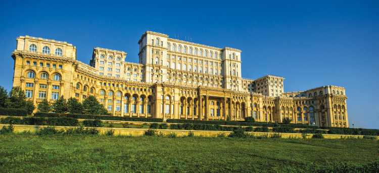 Palace of the Parliament | Bucharest | Romania | Riviera Travel | river cruise