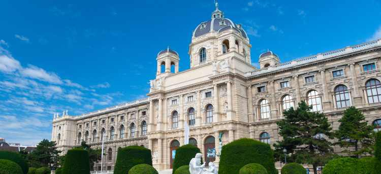 Vienna Natural History Museum Austria | Riviera Travel | River Cruises