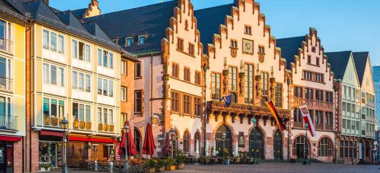 Frankfurt Aldstadt Old Town | New Year Rhine Cruise