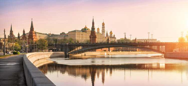 moscow | kremlin | russia | moskva river | Volga River Cruises